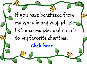 Plea for Charity
