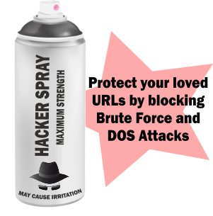 HackerSpray – Block Brute force and DOS attacks